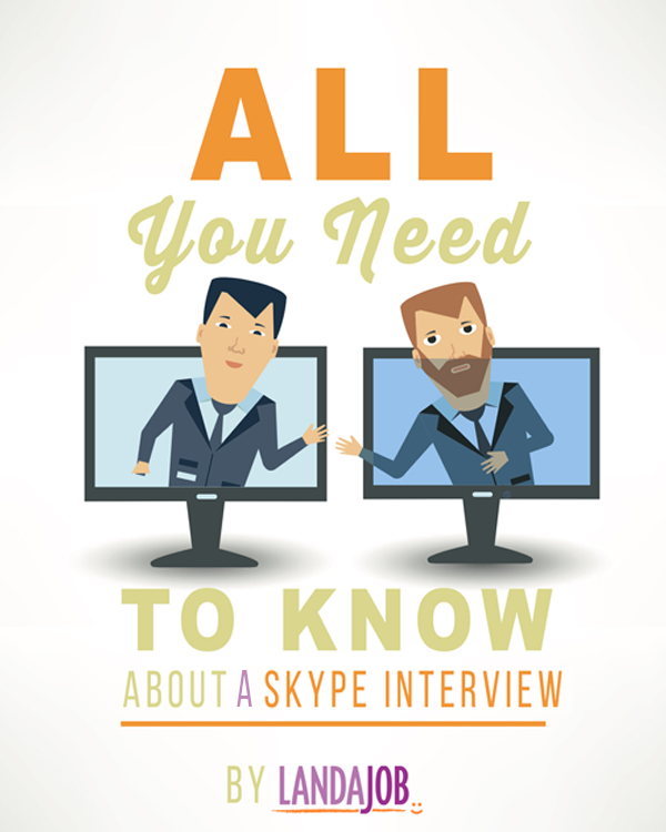 All You Need To Know About A Skype Interview